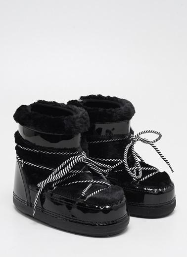 F By Fabrika Kar Botu Siyah